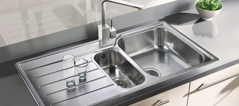 Rangemaster Taps and Sinks